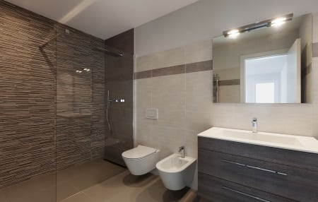 Electrical Contractors & Electricians in Plymouth - Bathroom Installation