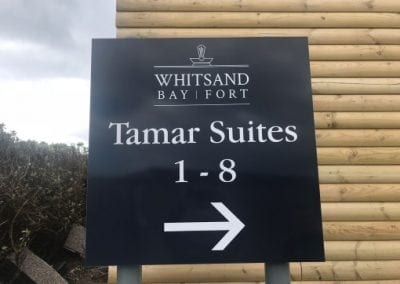 Tourism Gallery - Whitsand Bay Fort Tamar Suites 1-8